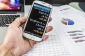 Calculation — Stock Photo
