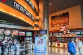 Shopping mall — Foto Stock