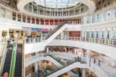 Shopping mall — Stock Photo