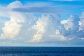 Nature, sky and sea — Stock Photo