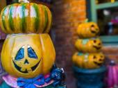 Halloween distinctive restaurants — Stockfoto