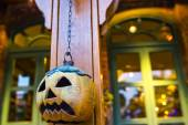 Halloween distinctive restaurants — Stock Photo