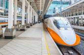 Taiwan High Speed Rail — Stock Photo