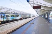 Ferroviaire grande vitesse de Taïwan — Photo