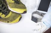Zapatos para correr — Foto de Stock