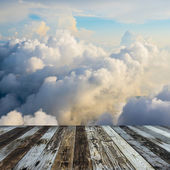 фон неба — Стоковое фото