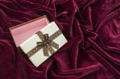 Gift box with bag — Стоковое фото