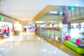 Abstract background of shopping mall, shallow depth of focus — ストック写真