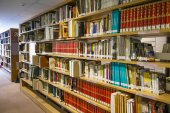 KAOHSIUNG - TAIWAN 13 NOVEMBER 2014: The new library opened in Kaohsiung — Stockfoto