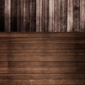 Wood and  brick texture background — Foto Stock