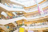 购物商城 — 图库照片
