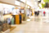 Streszczenie tło shopping mall, płytkiej głębi ostrości. — Zdjęcie stockowe