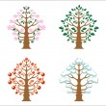 Tree — Stock Vector #61894435