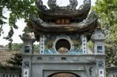 Ngoc Son Temple — Stock Photo