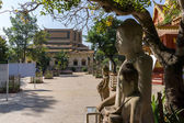 Wat Thmey Killing Field — Stock Photo