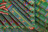 Temple art — Stock Photo