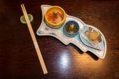 Japanese side dish — Stock Photo