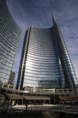 Unicredit Tower — Stock Photo
