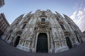 Milan Duomo — Foto de Stock
