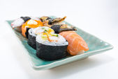Sushi mixte — Photo
