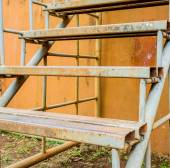 Stare schody — Zdjęcie stockowe