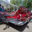 Постер, плакат: Moscow Russia June 29 2014: Back lamps of the car the Buick on show of collection Retrofest cars