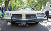 Moscow, Russia - June 29, 2014: The Oldsmobile car on show of collection Retrofest cars — Stock Photo