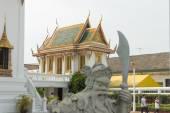 グランド宮殿とバンコク、タイでエメラルド仏の寺 — ストック写真