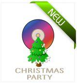 Noel partisi — Stok Vektör