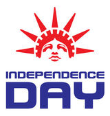 Independence day america — Stock Vector