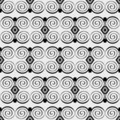 Ozdobný vzor bezešvé — Stock vektor