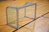 The little football gate — Zdjęcie stockowe