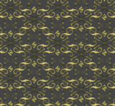 Vintage retro seamless pattern — 图库矢量图片