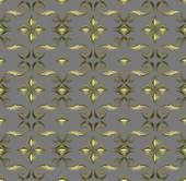 Vintage retro seamless pattern — Vettoriale Stock