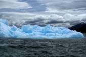 Glaciers in Laguna San Rafael — ストック写真