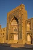 Buchara, uzbekistán — Stock fotografie