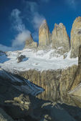 Torres del Paine — Foto de Stock