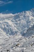 Himalayas near Kanchenjunga — Stockfoto