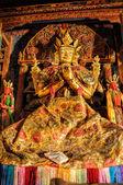 Statua buddista — Foto Stock