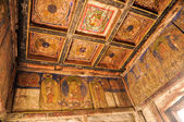 Ceiling in Nepal — Stock Photo
