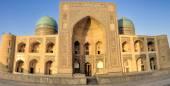 布哈拉、 乌兹别克斯坦 — 图库照片