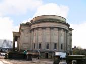 The World Museum, Library and Walker Art Gallery Complex In Liverpool England — Stock Photo