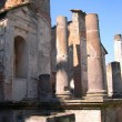 The Temple of the Egyptian Goddess Isis in the Roman city of Pompeii in Italy — Stock Photo #52412261