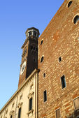 The buildings in the city of Verona Italy — Stockfoto