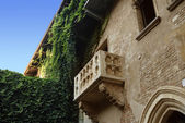 The House of the Capulets in Verona Italy — Stock Photo