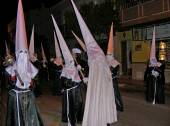 Easter processions on the Costa Del Sol Spain — Stock Photo