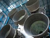 Kennedy Space Centre, Cape Canaveral, Florida, USA — Stock Photo