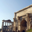 The Ancient Forum in Rome Italy — Stock Photo #55242845
