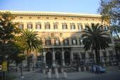 The American Embassy in Rome Italy — Stock Photo