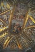 Basilica of Santa Maria Maggiore in Rome Italy — Stock Photo